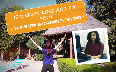 Is weight loss and fit body your New Year resolutions in this year ?