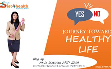YES Vs NO JOURNEY TOWARD HEALTHY LIFE